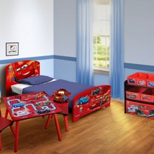 Chambre for Decoration chambre cars